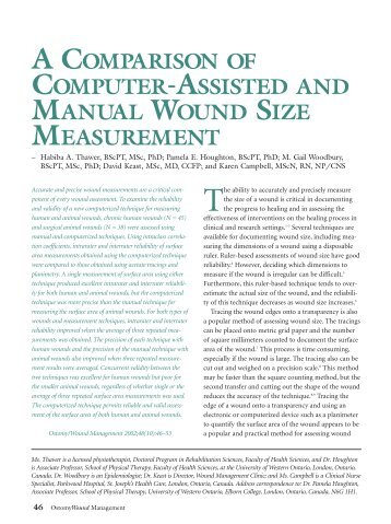 a comparison of computer-assisted and manual ... - ResearchGate