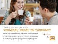 Lees meer over 40 jaar eerlijke koffie (PDF) - Fair Trade Original