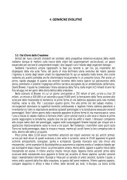 4. gerarchie evolutive - Dipartimento di Fisica e Astronomia dell ...