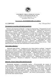 Elettrodinamica classica - Dipartimento di Fisica e Astronomia dell ...