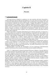 Lorenzo Pappalardo - Lezioni di Interferometria ed Olografia ...