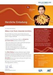 10:00 Uhr Begrüßung: Asseco Germany AG – Partner des ... - APplus