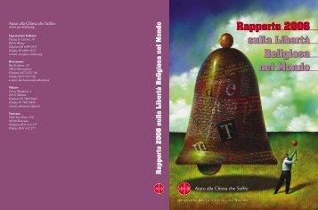 Rapporto 2006 sulla Libertà Religiosa nel Mondo - Servizio di hosting