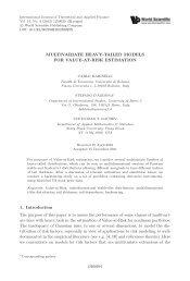 PDF (397 KB) - World Scientific