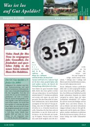 Club-News 01 - Golf Club Gut Apeldoer