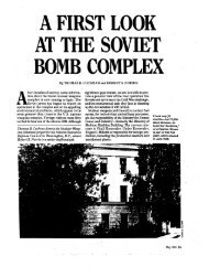 at·the soviet bomb complex - NRDC Document Bank - Natural ...