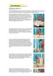 Bauanleitung als PDF - Westfalia