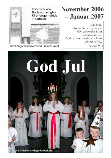 Gemeindebrief Winter 2006.odt - Bodelschwingh-Kirche