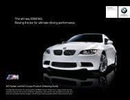 Raising the bar for ultimate driving performance. - Shrani.si