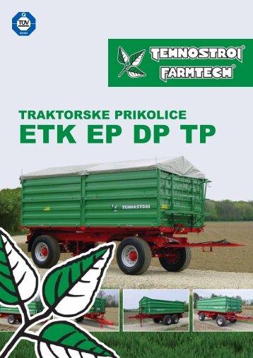 ETK EP DP TP - Shrani.si