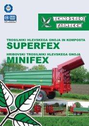SUPERFEX MINIFEX - Shrani.si