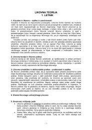 LIKOVNA TEORIJA 1. LETNIK - Shrani.si