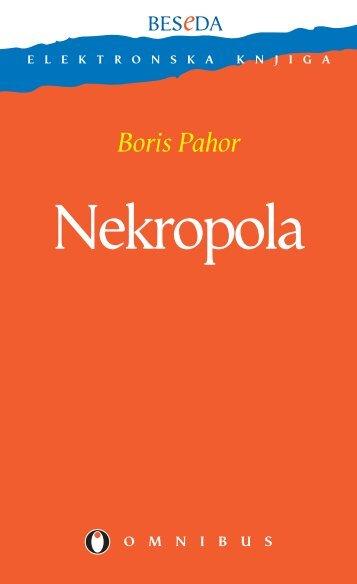 Nekropola - Shrani.si