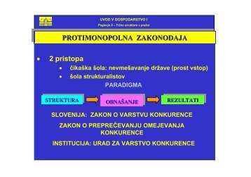 KONCENTRACIJSKI KOEFICIENT - Shrani.si