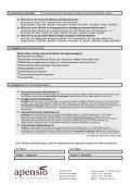 Analysebogen zum Anlageverhalten - apensio - Immobilien- und ... - Seite 2