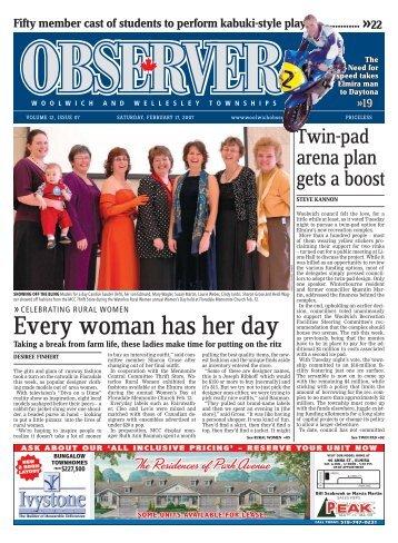 07 February 17, 2007 - ObserverXtra