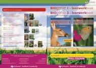 BIOgenie - Uitgeverij De Boeck