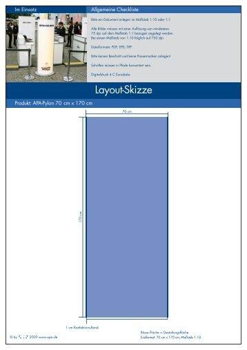 Layoutvorlage Pylon (PDF)
