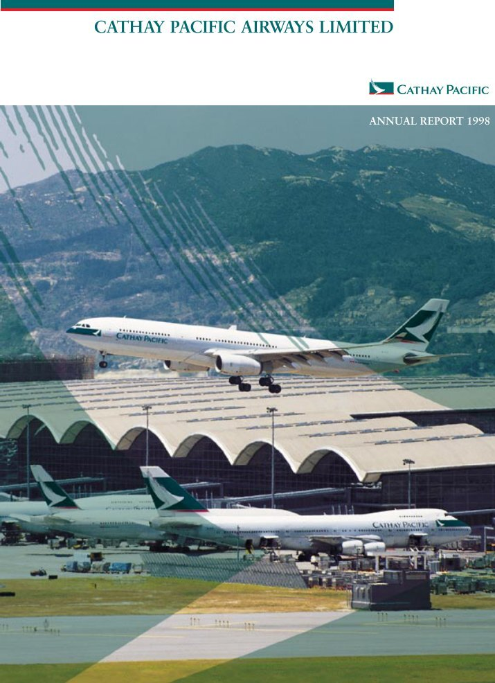 cathay pacific annual report