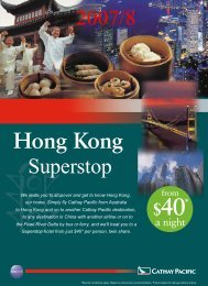 Superstop 2007 P2 @ .68 - Cathay Pacific