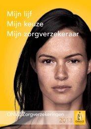 Brochure Particulier - Onvz
