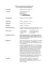Ausschreibung (pdf)
