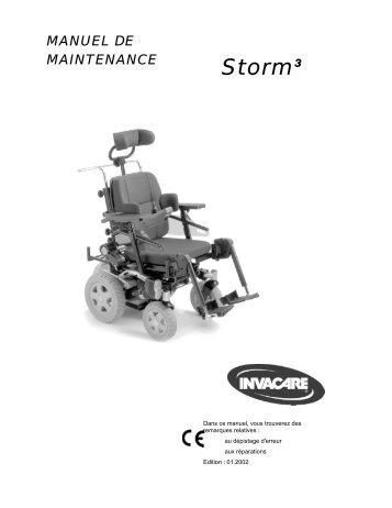 Storm³ - Invacare
