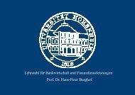 Islamic Banking Slides - Lehrstuhl für Bankwirtschaft