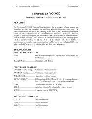 Digital Bargraph Antenna Tuner - R-One Trading Pte Ltd