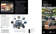 UTILITY & TRANSPORTATION VEHICLES - Bobcat SA