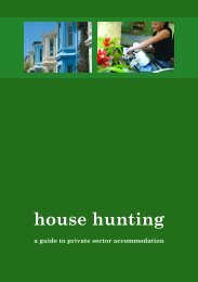 house hunting - FXU Students Union