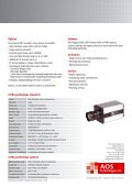 X-PRIhigh-speed camera - AOS Technologies AG - Page 2