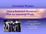 The Growing Complexities and Challenges of Solid Waste ...