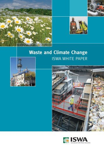 Waste and Climate Change - ISWA
