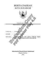 BERITA DAERAH - Pemerintah Kota Sukabumi