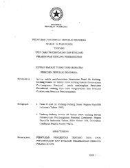 UU No 36 Tahun 2006