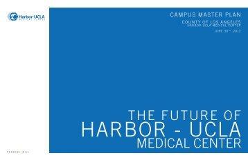 Harbor-UCLA Medical Center Master Plan - Supervisor Mark Ridley ...