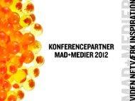 på dansk - Mad+Medier