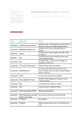 Reseñas de prensa (PDF) - Fundación Helga de Alvear