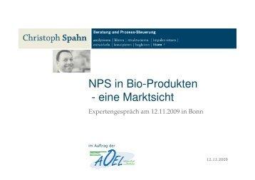 Christoph Spahn, Beratung und Prozess-Steuerung
