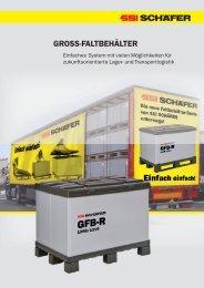 GROSS-FALTBEHÄLTER - SSI Schäfer