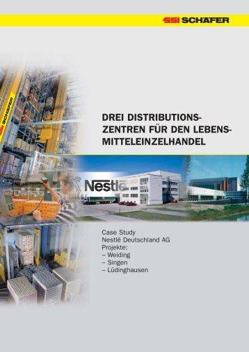 DREI DISTRIBUTIONS- ZENTREN FÜR DEN LEBENS ...