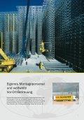 LaGERTECHnIk FüR aUTOMaTISIERTE REGaLSYSTEME - Page 7