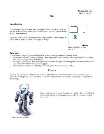 Background WriteUp Template NERC - Write up template pdf