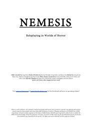 Nemesis - Arc Dream Publishing