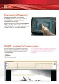 Process Monitoring brochure in English (PDF) - AOS Technologies AG - Page 6