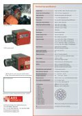S-MIZE High Speed Camera - AOS Technologies AG - Page 2