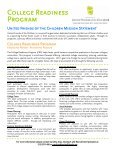 College Readiness Program - Los Angeles County Department of ... - Page 2
