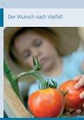 Vielfalt ernährt natürlich die Welt! - Assoziation ökologischer ... - Page 2