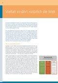 Vielfalt ernährt natürlich die Welt! - Assoziation ökologischer ... - Page 4